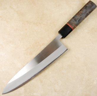 Kohetsu Shinano Blue #2 Gyuto 210mm Custom