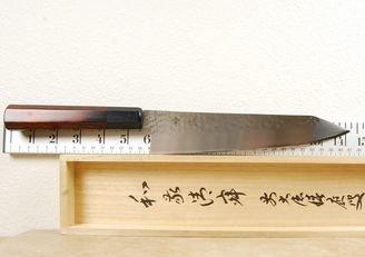 Kohetsu 1K6 Tsuchime Kiritsuke 210mm