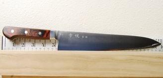 Kohetsu AS Western Gyuto 270mm