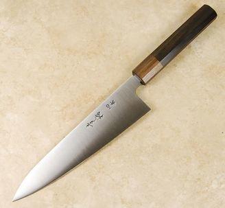 Konosuke HD2 Gyuto Ebony 210mm
