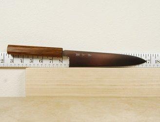 Konosuke MM Ginsan Gyuto 210mm Laurel