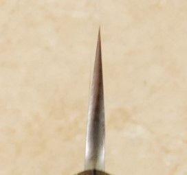 Konosuke Sumiiro SLD Petty 150mm Chestnut