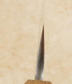 Konosuke Sumiiro SLD Petty 150mm Ebony