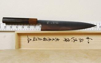 Konosuke Togatta GS+ Gyuto 240mm Ebony