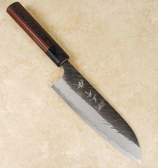 Kurosaki Fujin AS Santoku 170mm