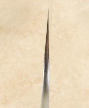 Kurosaki Fujin Stainless Damascus Gyuto 240mm