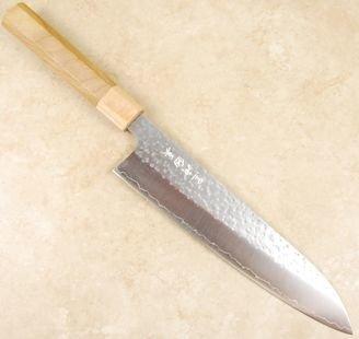 Makoto Sakura Tsuchime Gyuto 210mm