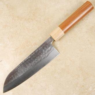 Masutani VG1 Morado Santoku 170mm