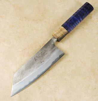 Matsubara Blue #2 Nashiji Hakata 150mm Custom