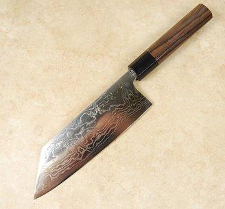 Matsubara Ginsan Damascus Bunka 170mm