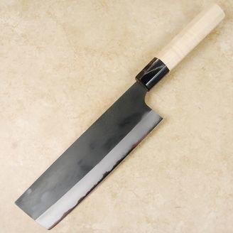 Mazaki White #2 Kurouchi Nakiri 165mm