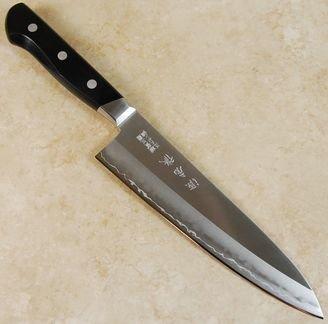 Minamoto Hamon Gyuto 185mm