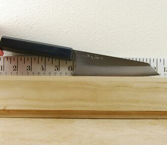 Misuzu VG10 Bunka 160mm