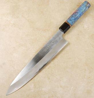 Mizuno Hontanren Blue #2 Gyuto 270mm