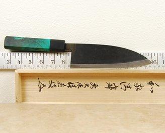 Moritaka AS Custom Deba 180mm