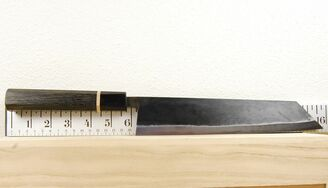 Moritaka AS Kiritsuke 240mm Custom