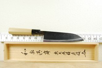 Moritaka AS Santoku 170mm