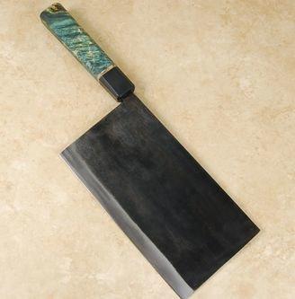 Moritaka AS Small Cleaver 190mm