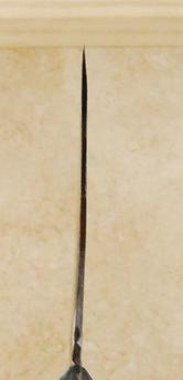 Daovua Leaf Spring Piranha Cleaver 185mm Custom