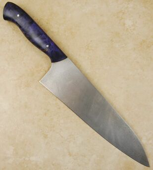 Red Rock Tools 52100 Chef Knife 210mm