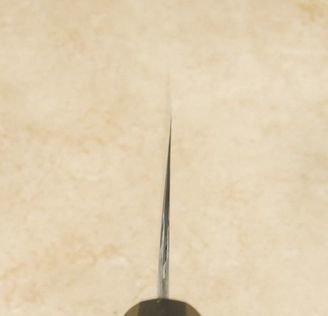 Nigara SG2 Damascus Gyuto 210mm Custom