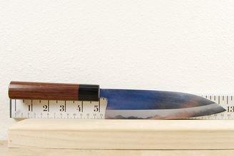 Nishida White #1 Polished Funayuki 180mm