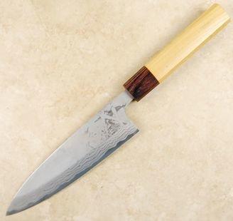 Okada White #2 Funayuki 165mm