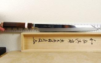 Sakai Takayuki Shiden Kiritsuke 270mm