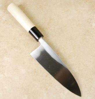 Sakai White #2 Deba 165mm Left Handed