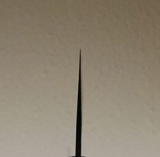 Shibamasa VG5 Stainless Nakiri 165mm