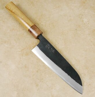 Shofuku Blue #2 Santoku 165mm