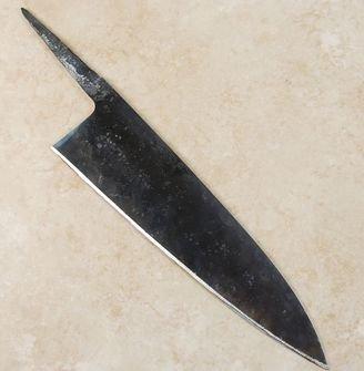 Yoshimitsu Un Heat Treated Funayuki 210mm Knife Blanks