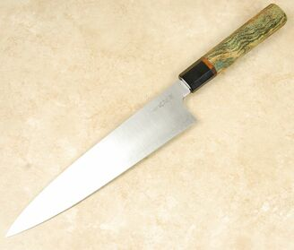 Sukenari AS Hairline Gyuto 240mm Custom