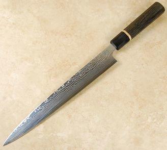 Sukenari ZDP189 Damascus Sujihiki 270mm