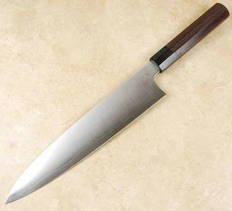 Sukenari ZDP189 Hairline Gyuto 270mm