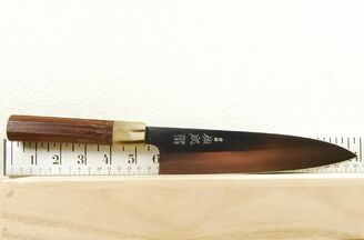 Sukenari ZDP189 Hairline Gyuto 210mm