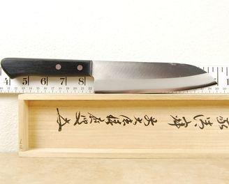 Tachikaze White #2 Santoku 165mm