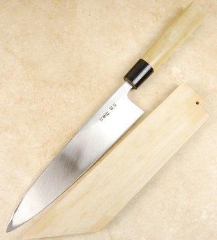 Takayuki Tokujuo White #2 Mioroshi Deba 210mm