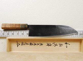 Takeda Stainless Clad 240mm Custom Gyuto