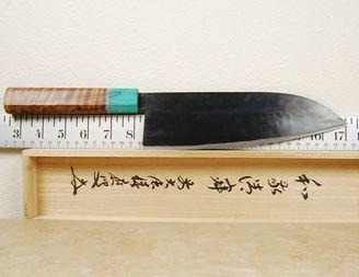 Takeda Stainless Clad Gyuto Small Custom