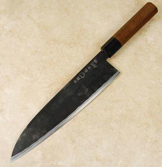 Takeda Stainless Clad Sasanoha 210mm Medium