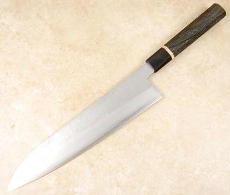 Tanaka Blue #2 Nashiji Gyuto 240mm Custom