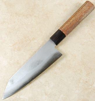 Tanaka Blue #2 Nashiji Bunka 170mm Custom