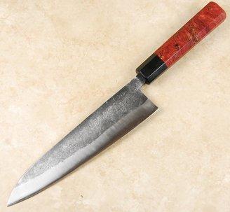 Tanaka Blue #2 Brushed Kurouchi Gyuto 210mm