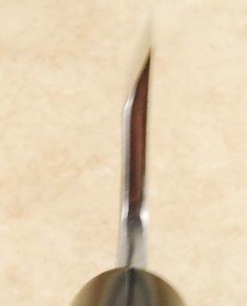 Tani Shirogami 2 Deba 150mm