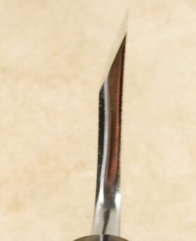 Tani Shirogami 2 Deba 165mm