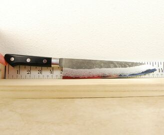 Tojiro Atelier Stainless Damascus Gyuto 210mm