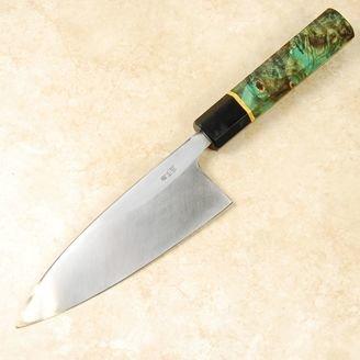 Tojiro Blue #2 Deba 160mm Custom