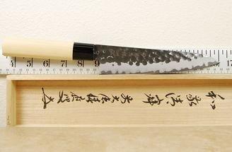 Tojiro VG10 Hammered Gyuto 180mm