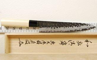 Tojiro VG10 Hammered Gyuto 210mm